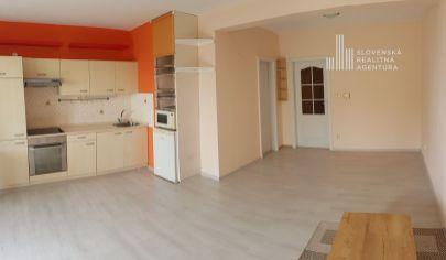 PREDANÉ:  Priestranný 1- izbový byt  44,58m2 + balkón  v obci Miloslavov - Alžbetin Dvor
