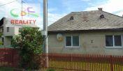 CBF- ponúkame dom 10 km od Sobraniec.