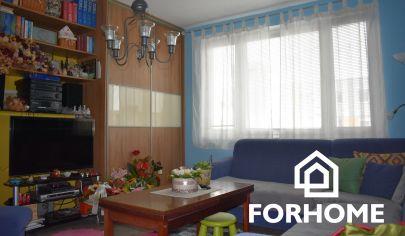 ZNÍŽENÁ CENA !!! 3 izbový byt s loggiou vo vyhľadávanej lokalite, Nové Zámky