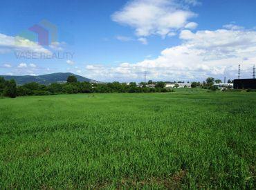 Pozemok pre výrobu a sklady 5400m2 Nitra - Lužianky
