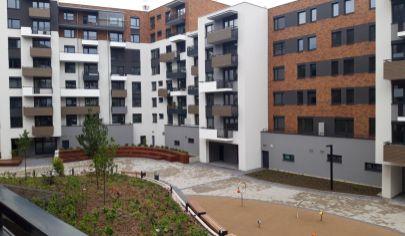 Prenájom - Moderný  4 izbový byt  s dvomi loggiami, parkovaním v rezidenčnom projekte STEIN2 - Staré mesto.TOP PONUKA!