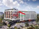 112reality -  Na prenájom NOVÝ 2 izbový byt s balkónom, parkovanie v garáži, Ružinov, novostaba NUPPU