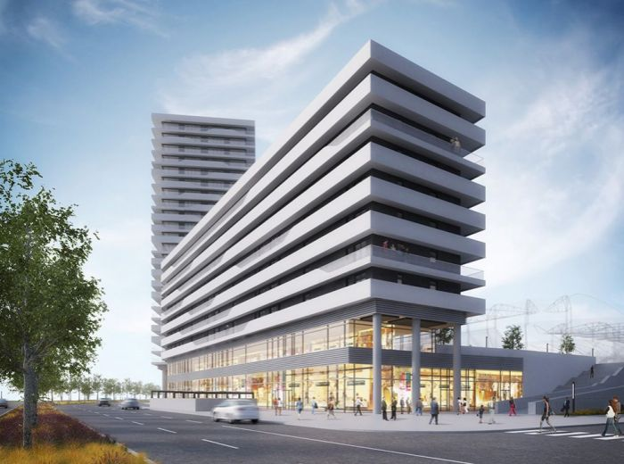 TEHELNÉ POLE, 5-i byt, 157 m2 - centrum Bratislavy AKO NA DLANI, obrovská TERASA, lukratívna lokalita