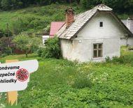 Maly RD s pozemkom v Tajove - znížená cena!