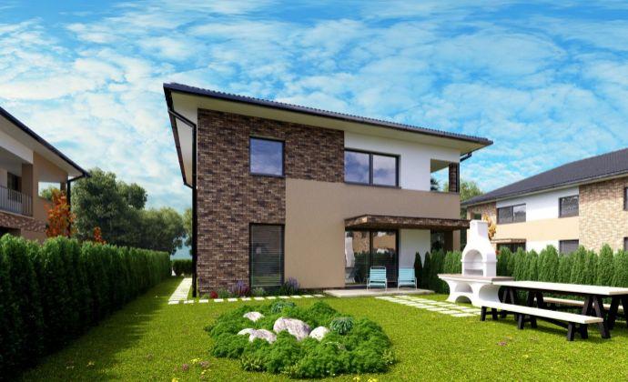 byt č. SO-06-2 - Na predaj byty so záhradou Dunajská Riviéra v obci Hamuliakovo