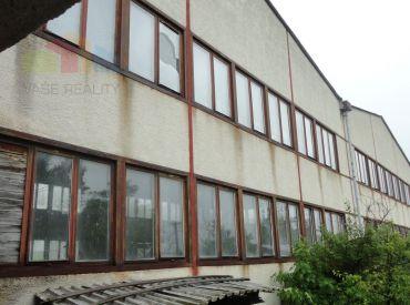 Prenájom výrobno-skladového objektu, Chtelnica