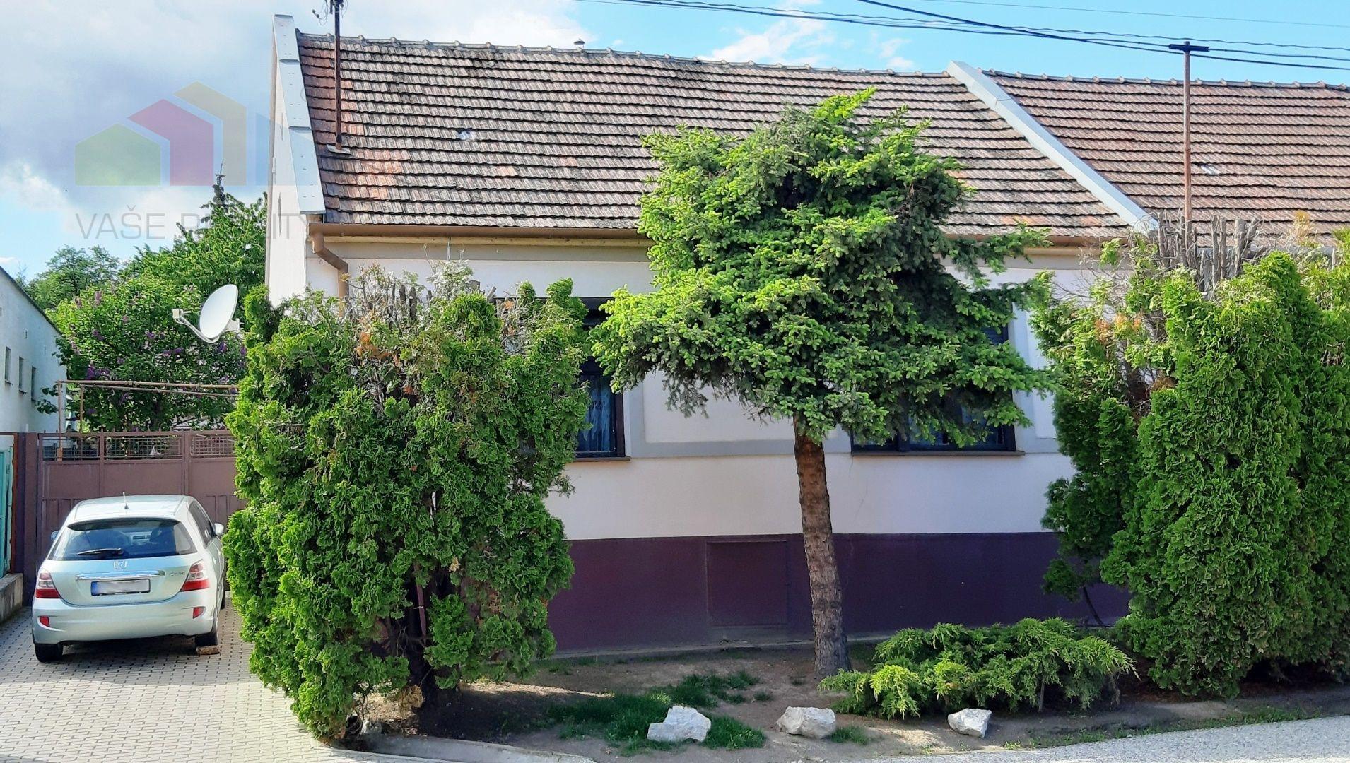 Rodinný dom-Predaj-Brestovany-94900.00 €