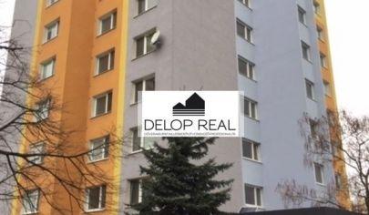 Ponukame na prenájom 1 izbový byt na Ožvoldíkovej ulici