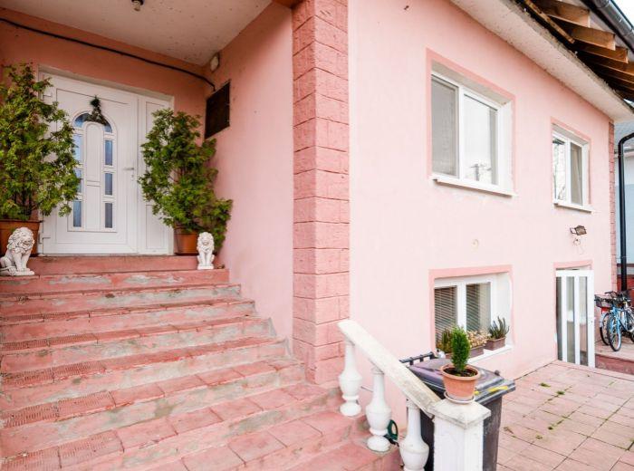 HAMULIAKOVO, 7-i dom, 387 m2 - POZEMOK 664 m2, murované akvárium, PRÍRODA a DUNAJ, cyklotrasa