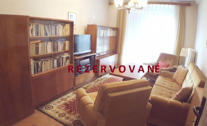 PREDAJ, 2 izbový byt, Budovateľská, BRATISLAVA II. - Nivy