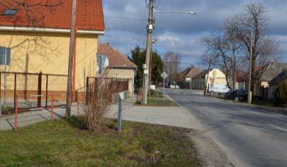 Stavebný pozemok v obci Mostová len 8km od Galanty