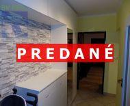 PREDANÉ EXKLUZÍVNE 2 izbový byt 57 m2 Prievidza Š. Králika 19021 bvreal.sk