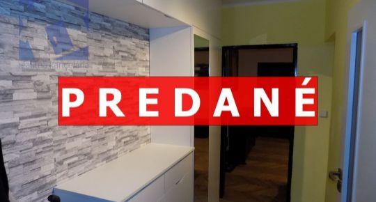 REZERVOVANÉ - Na predaj 2 izbový byt 57 m2 Prievidza Š. Králika 19021 bvreal.sk