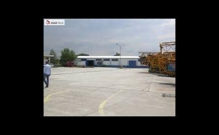 Spevnená vonkajšia plocha 3000 m2 v stráženom areáli, Bojnická