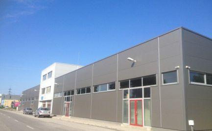 Polyfunkčný objekt, UP 1500 m2  (showroom, sklady, kancelárie), Kopčianska ul