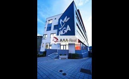 Adm.priestory rôzne výmery od 16 m2 - 150 m2, class B, Adm.objekt JAGA, Lamačská cesta