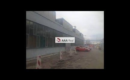 Nevykurovaný sklad 280 m2, výška 6 m, Bratislava - Dúbravka