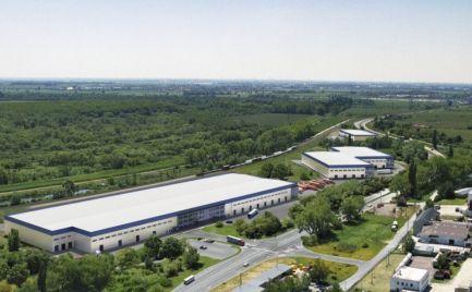 Skladové priestory 2575 m2, Logistické centrum Svätý Jur