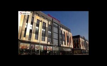 Skladové priestory 405 m2, veľkoobchodné centurm GOLDEN CITY, ul. St. Vajnorská