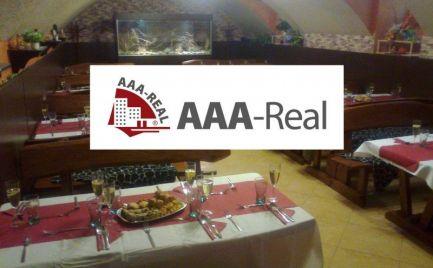 Odstúpenie zabehnutej reštaurácie 140 m2, Palisády