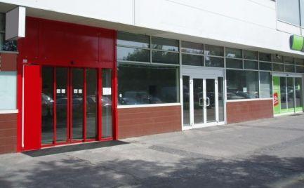 Lukratívny obchodný priestor 141 m2, prízemie, OD Centrum