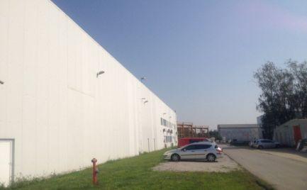 Skladový priestor 324 m2, výška 8 m, štandard B+, Logistický areál Ivanka pri Dunaji