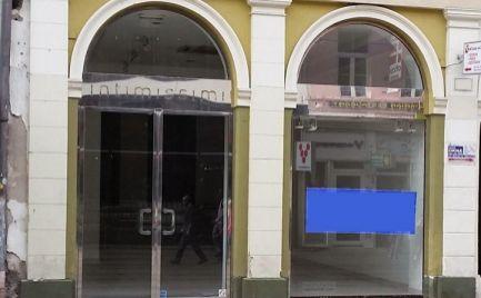 Lukratívny obchodný priestor 166 m2, Obchodná ul.