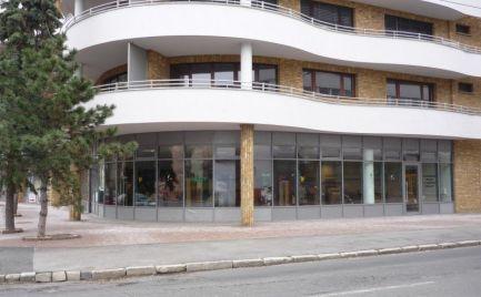 Obchodný priestor 208 m2, Svätoplukova ul.