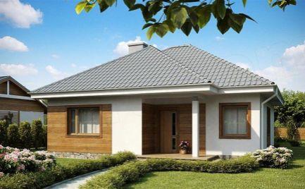 Nízkoenergetický  3- izb. rodinný dom, UP 84 m2, už od 266 €  mesačne.