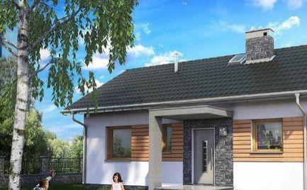 Nízkoenergetický RD a pozemkom 260 m2, TERAZ s BONUSOM 7000 €