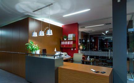 Nadštandardný obchodný a kancelársky a priestor na Belvederi