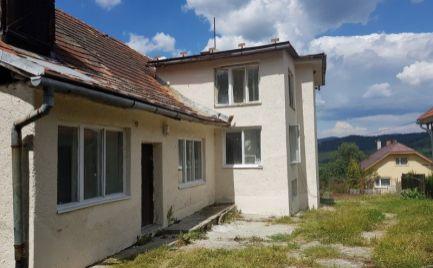 RODINNÝ DOM len 20 km od B.Bystrice v obci Hrochoť
