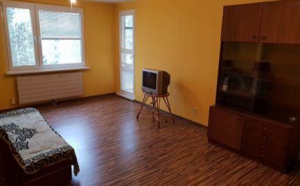 NA NÁJOM: 3- izbový byt BAURING, časť Sásová.