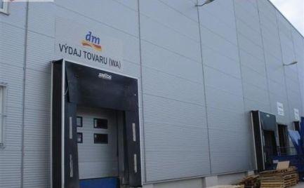 Skladový priestor v logistickom areáli, 2500 m2, Na Pántoch