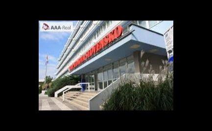 Admin.priestory od 40 - 900 m2, class B, budova COOP JEDNOTA, Bajkalská ul.