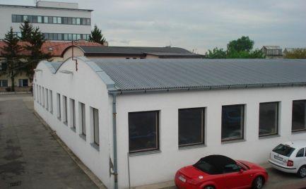Prevádzkový objekt na prenájom, Varšavská ul. 600 m2