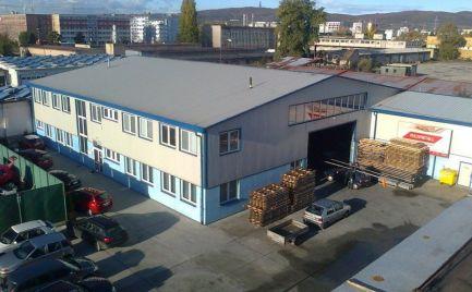 Výrobný, príp. skladový priestor na prenájom, 700 m2, BA - Ružinov