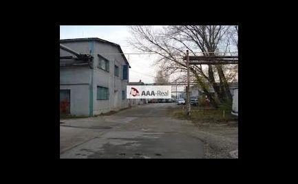 Skladové priestory v areáli Vajnorská ul., od 220 m2 - 1060 m2