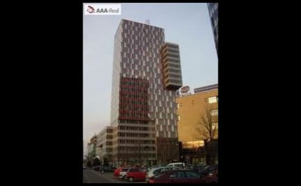 Admin.priestory  od 100 m2 - 5000 m2, class A, CITY BUSINESS CENTER ( CBC)