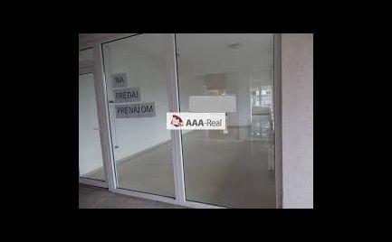 Obchodný priestor na prenájom, 110 m2,