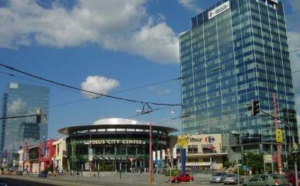 Moderné kancelárie s pekným výhľadom, Polus Tower, Vajnorská ul.
