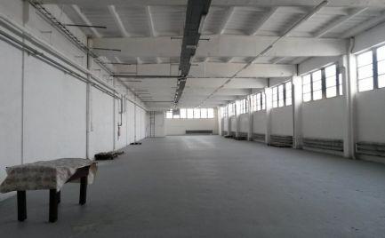 Skladové/výrobné priestory , ul. Stará Vajnorská,1 626 m2