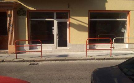 Obchodný priestor na prenájom, 130 m2, výklad, Bratislava - Staré Mesto