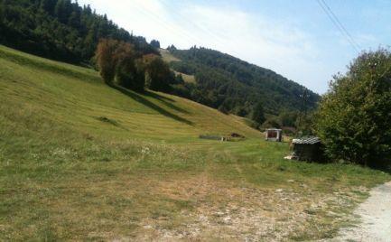 stavebný pozemok   v obci Mýto pod Ďumbierom