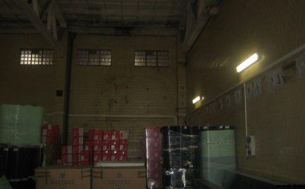 Výrobno-skladové  priestory na prenájom