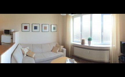Prenájom pekného 1,5 izb. bytu v centre mesta