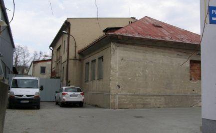 Budova v areáli Fatra v Banskej Bystrici - znížená cena