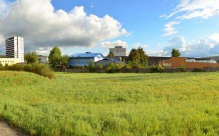 5 komerčných stavebných pozemkov v B.Bystrici