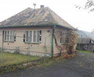 Predám domček s veľkým pozemkom v Boľkovciach
