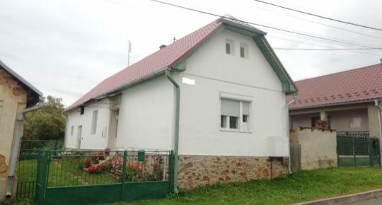 Predám domček v Cinobani,okres Poltár